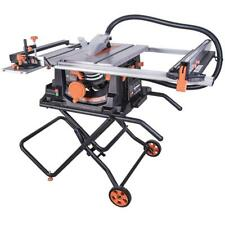 RAGE5-S - 255mm Table Saw With TCT Multi-Material Cutting Blade