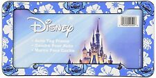 New Walt Disney Lilo Stitch Car Truck Plastic License Plate Frame by PLASTICOLOR