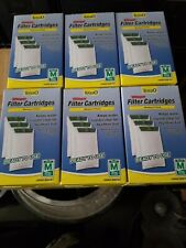 6 boxes of 3 Tetra whisper 26218 Medium 5-15 Carbon Filter Cartridges 18 filters