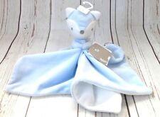 Baby Comforter Blankie Comfort Blanket Soft Toy - Blue & White Fox by TU - NEW