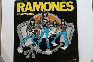 RAMONES - ROAD TO RUIN - SIRE