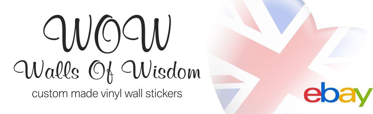 Walls Of Wisdom