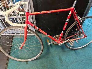 "Vintage Classic Carlton Grand Prix Road Racing Bike 22"" Red"