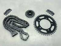 Aprilia Mana 850 (1) 09' Front and Rear Drive Sprocket and Chain