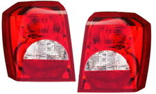 08 09 10 11 12 Dodge Caliber Left & Right Taillight Taillamp Light Lamp Pair L+R