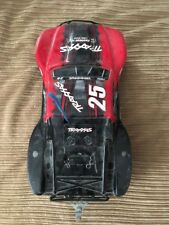 Traxxas 1/16 Scale Slash 4x4 Rc Red Truck, Has All Parts And Charger