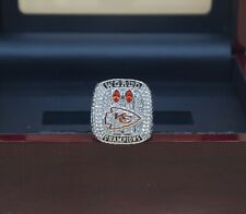2020 Kansas City Chiefs Championship Ring -/