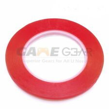 4mm 25m Red Double Side 3M Tape Adhesive Sticky Glue for Cellphone LCD Screen