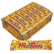 (36 X 40g) Mr Tom Peanut Brittle Bar Box - Roasted Peanut in Caramel