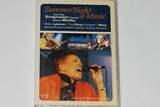 Summer Night Of Music (Roby Lakatos, The King's Singers...) DVD NEU, OVP