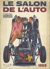 L'AUTO JOURNAL SPECIAL SALON 1969