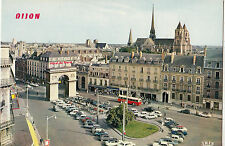 BF21436 hotel du nord dijon c d or place darcy car  france  front/back image