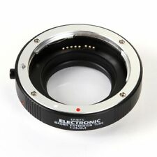 Electronic Extension Tube Auto Focus Macro 12mm EF-12 DG II For Canon EOS EF