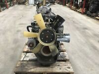 03'' Mercedes OM 904LA Diesel Engine, 170HP, Approx. 10k Hours. All Complete