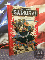 NEW Tales of the Samurai Illustrated Edition by A.B. Mitford Hardcover Hardback