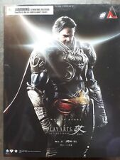 Square Enix Play Arts Kai Man of Steel JOR - EL Figure (BRAND NEW & SEALED)