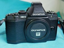 OLYMPUS OMD EM5 converted to FULL SPECTRUM for IR or UV photography