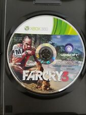 Far Cry 3 - Microsoft Xbox 360 - DISC ONLY WORKS PERFECT FAST SHIP US SELLER