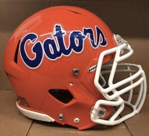 2009 Florida Gators Game Used Riddell Speed Football Helmet