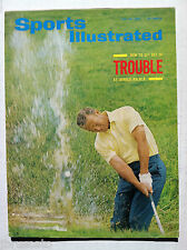 1965 ARNOLD PALMER GOLF - HOW TO GET OUT OF TROUBLE Sports Illustrated