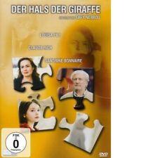 SANDRINE BONNAIRE - DER HALS DER GIRAFFE  DVD NEUF
