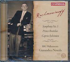 Rachmaninoff Symphony No 3 Prince Rotislav BBC Philharmonic Gianandrea Noseda