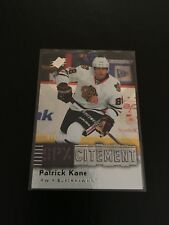 Patrick Kane Chicago Blackhawks 2009-10 SPXcitement numbered card 044/999