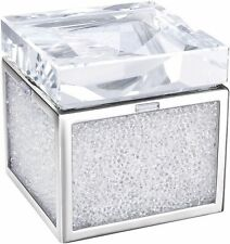 Swarovski Crystal Clear Crystalline Treasure Box. Art No 5136899