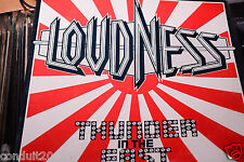 LOUDNESS THUNDER IN THE EAST ORI HOLLAND VINYL LP 1985 ANALOG japan hard rock
