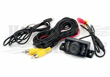 "1/3"" Cmos 12V 120 degree Rear View LED Ir Camera With Guide Line & Night Vision"