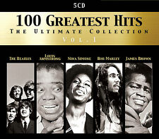 """100 GREATEST HITS """" THE ULTIMATE COLLECTION"""" VOL. 01"""