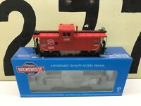 Athearn RND HO Scale MKT Katy Wide Vision Caboose RD #125 RTR New