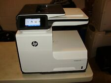 HP PAGEWIDE PRO SERIES MFP477dn  MULTIFUNCTION INKJET PRINTER 6525 TOTAL PRINTS
