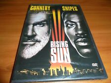 Rising Sun (DVD, Widescreen 1999) Wesley Snipes, Sean Connery NEW
