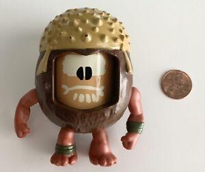 Disney MOANA KAKAMORA Coconut Warriors 2016 Face Changing Toy ~ Subway Kids Meal