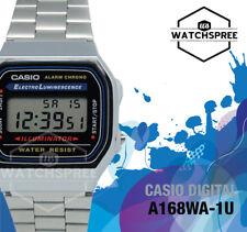 Casio Digital Watch A168WA-1U AU FAST & FREE*