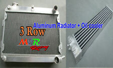 MAZDA RX7 S1 S2 S3 RX-7 SERIES 1 2 3 SA/FB ALLOY ALUMINUM RADIATOR+OIL COOLER