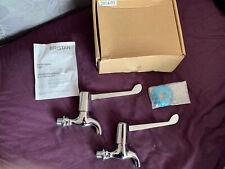 """Bristan Lever Bib Kitchen Sink Taps 6"""" 152mm VAL BIB C 6 CD New Boxed"""