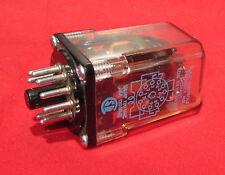NAP Controls AC Relay, 3PDT 115V AC Coil - 6A 120V- 3 Pole 2 Throw 13C36A115