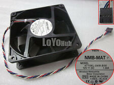 NMB 1238 For DELL 390 cooling fan 4715KL-04W-B56 DC12V 1.30A 4wire 5-pin 120mm
