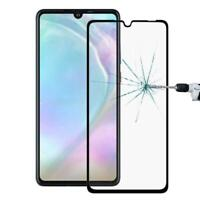For Huawei P30 Lite MAR-LX1A 3D Curved Full Cover 9H Tempered Glass Screen Guard