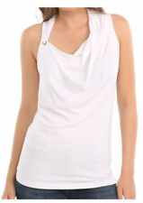 T-shirt, maglie e camicie da donna bianchi GUESS