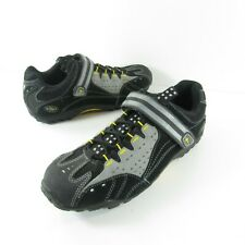 Specialized Tahoe ATB Mens Size 9 Leather MTB Mountain Cycling Shoes 6115-6142