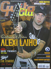 GUITAR CLUB 10 2012 Alexi Laiho Darkness Overhead Mark Tremonti John Moyer