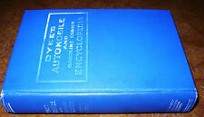 1920 Dykes Automobile Book Ford Model T Tractor Truck Motorcycle Steam Electric