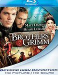 The Brothers Grimm (Blu-ray Disc, 2006)