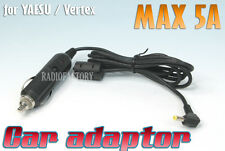Car Charger Cable for Yaesu VX-5R VX-6R VX-7R VX-8R