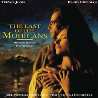 Randy Edelman - The Last Of The Mohicans [CD]