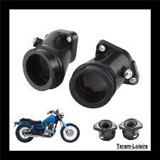 Pipe Admission + Joints pour Carburateur Honda Rebel 250 de 1996 à 2011 NEUF