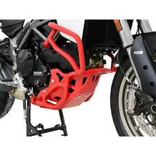 Ducati Multistrada 950 BJ 2017-18 Motorschutz Unterfahrschutz rot